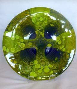 Blue&Green Drop Pot